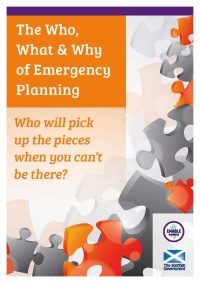 Emergency Planning Booklet Image