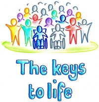 Keys to Life logo